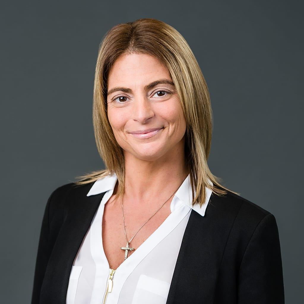 Claudia Capilla Senior Client Service Associate